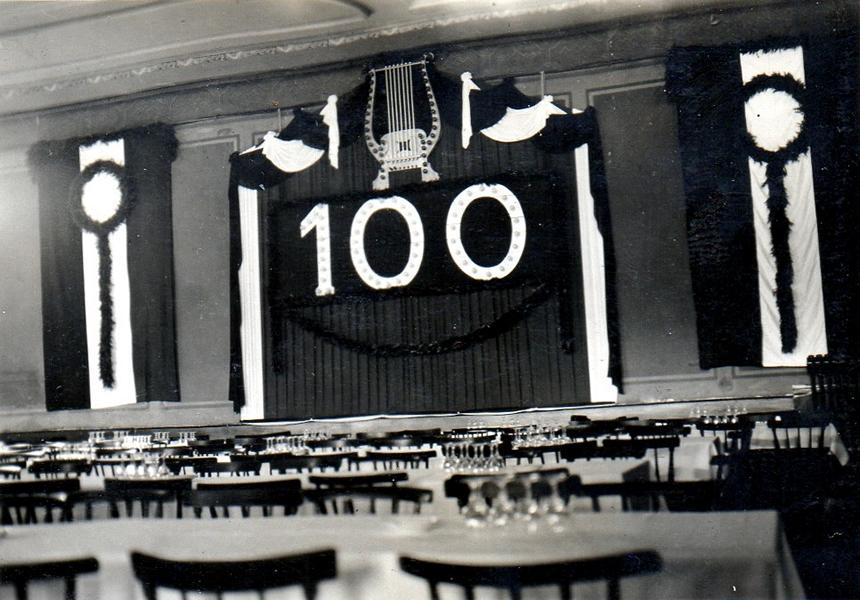 100-jähriges Jubiläum der Reutlinger Liedertafel e. V.
