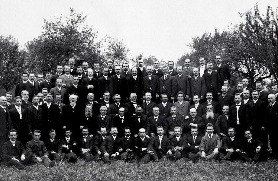 Gründung des Männergesangvereins